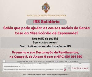 IRS Solidário Hospital de Esposende
