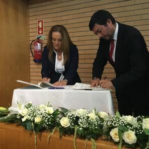 Assinatura acordo ARS - Hospital de Esposende - Valentim Ribeiro