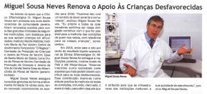 Dr. Miguel Sousa Neves, especialista em Oftalmologia