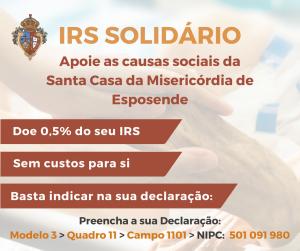 Campanha IRS Solidário