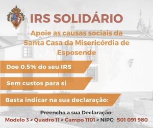 Campanha IRS Solidário 2019