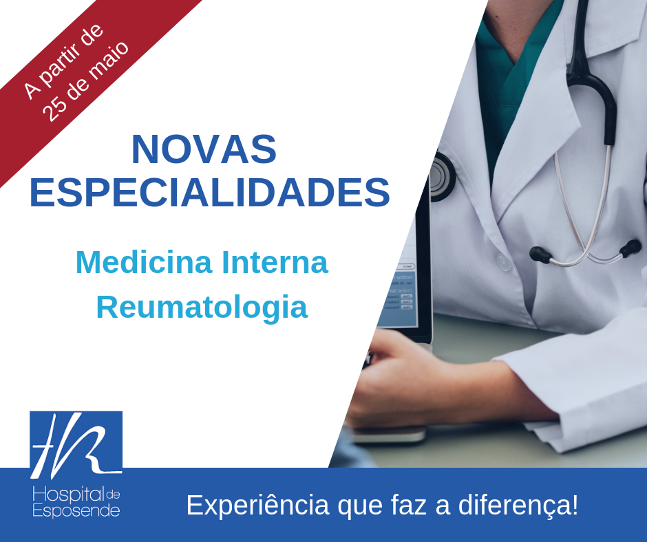 Novas Especialidades - Medicina Interna